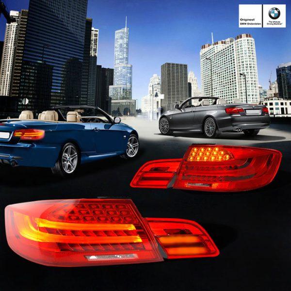 Bmw X6 Prijs: LED Achterlichten BMW E93 Cabrio LCI Retrofit (Origineel