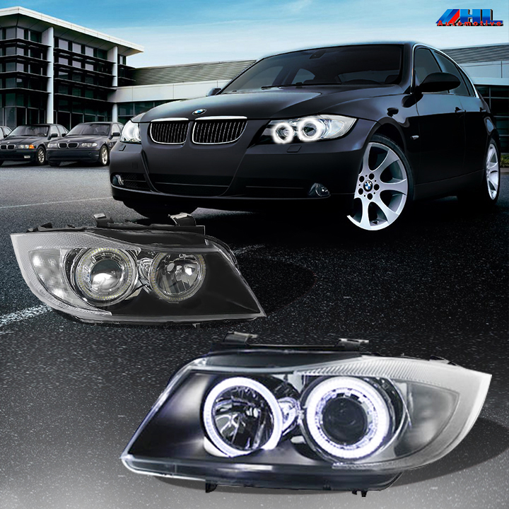 Led Angel Eyes Koplampen H7 Bmw E90 E91 Hl Automotive