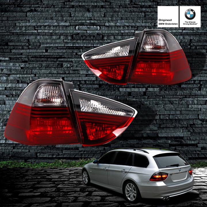 Blackline Achterlichten Bmw E91 Touring Hl Automotive