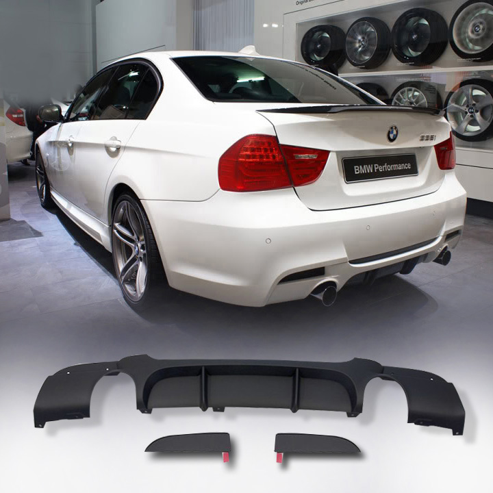 M Performance 335 Diffuser Bmw E90 E91 Hl Automotive