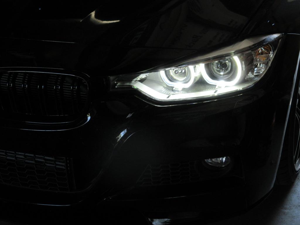 led angel eyes koplampen h7 bmw f30 f31 hl automotive. Black Bedroom Furniture Sets. Home Design Ideas