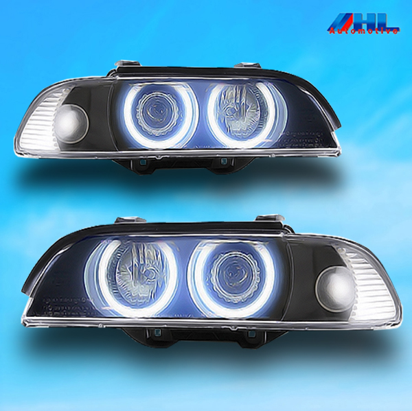 Led Angel Eyes Koplampen Bmw E39 95 00 Hl Automotive