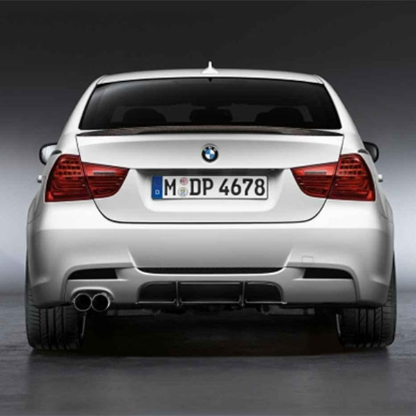 M Performance Diffuser Bmw E90 E91 Hl Automotive
