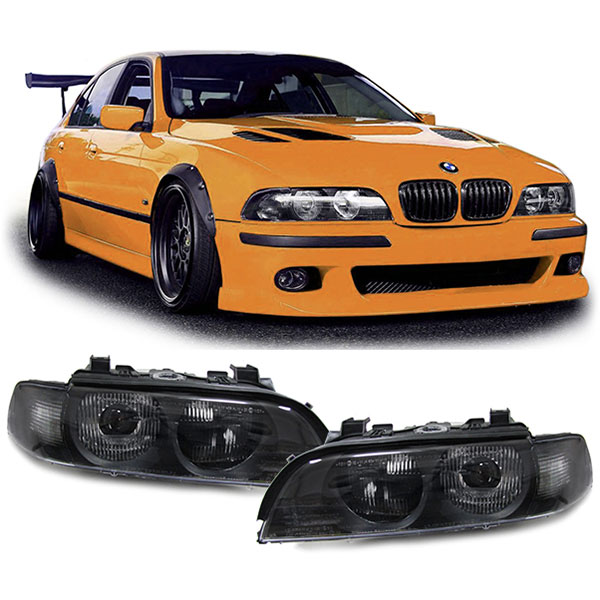 Bmw E39 D2s Koplampen Smoke Hl Automotive