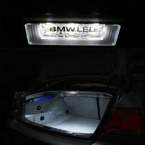 Led interieurverlichting led verlichting watt for Auto interieur verlichting