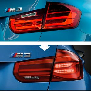 BMW-F30-F31-LCI-LED-Achterlichten-retrofit