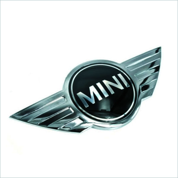 Mini Cooper Achterklep Embleem Hl Automotive