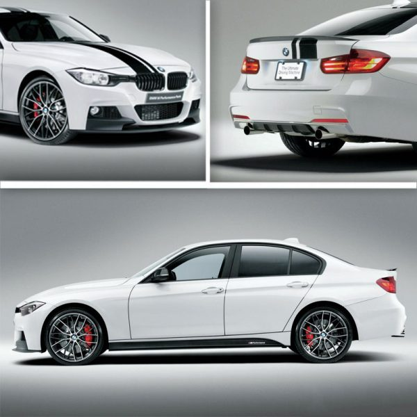 M Pakket Bmw F30 M Performance Hl Automotive