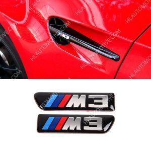 BMW-M3-Embleem-Voorscherm-E92-E93-set