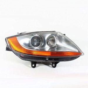 Koplamp-BMW-Z4-Bi-Xenon-Rechts-Chroom-Oranje-Knipperlicht