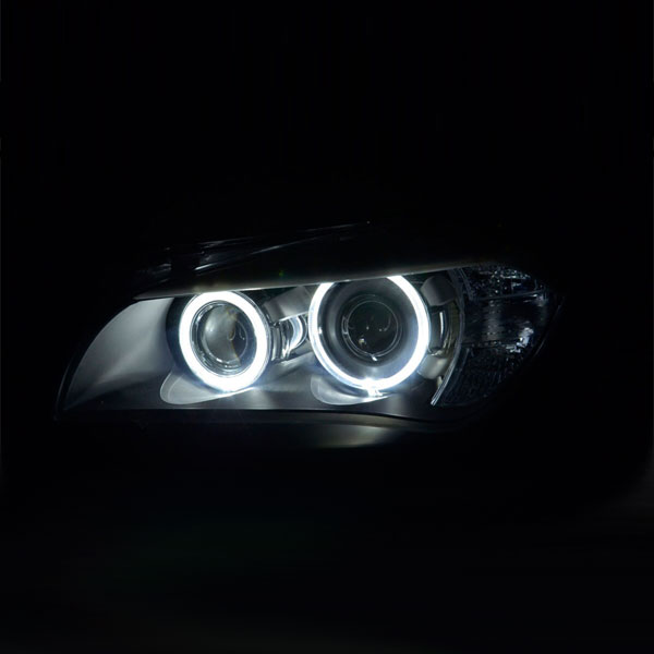 Led Angel Eyes Koplampen H7 Bmw X1 E84 Hl Automotive