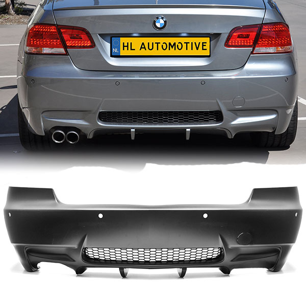 M3 Achterbumper Bmw E92 E93 Hl Automotive