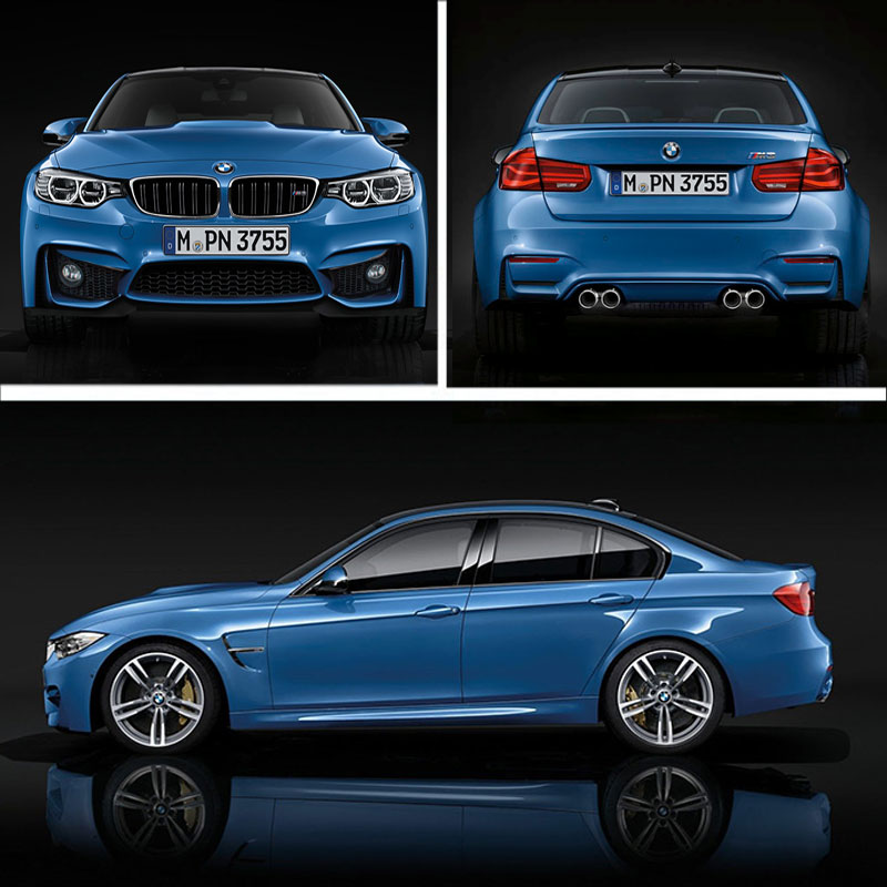M3 Pakket Bmw F30 Bumpers Hl Automotive