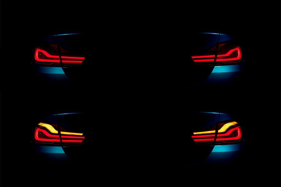 Led Achterlichten Bmw F32 F33 F36 F83 M4 Cabrio Lci