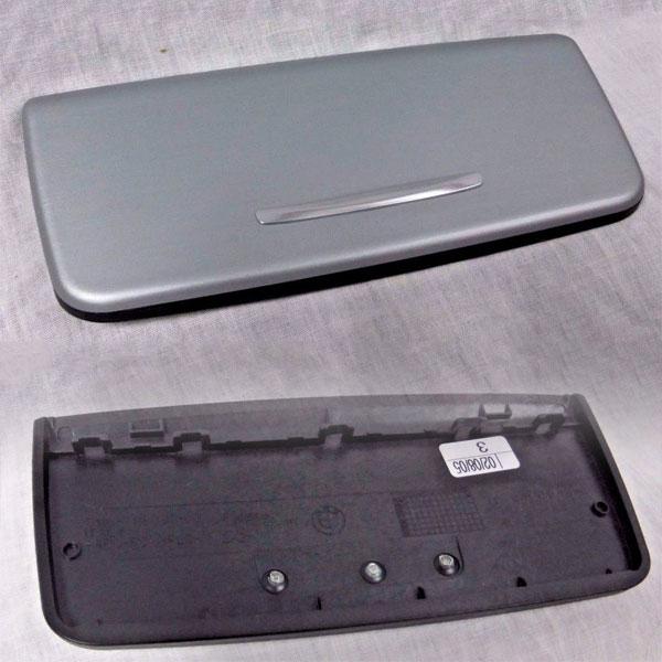 klep opbergvak brushed aluminum bmw e90 e91 hl automotive. Black Bedroom Furniture Sets. Home Design Ideas