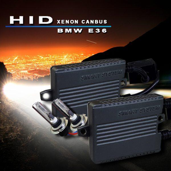 BMW E36 Xenon Verlichting Canbus
