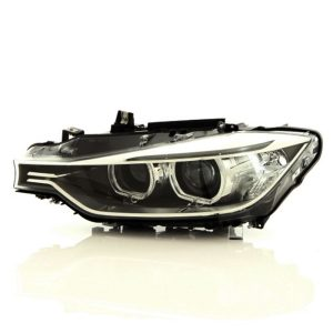 BMW-F30-F31-Bi-Xenon-Koplamp-bocht-verlichting-Links