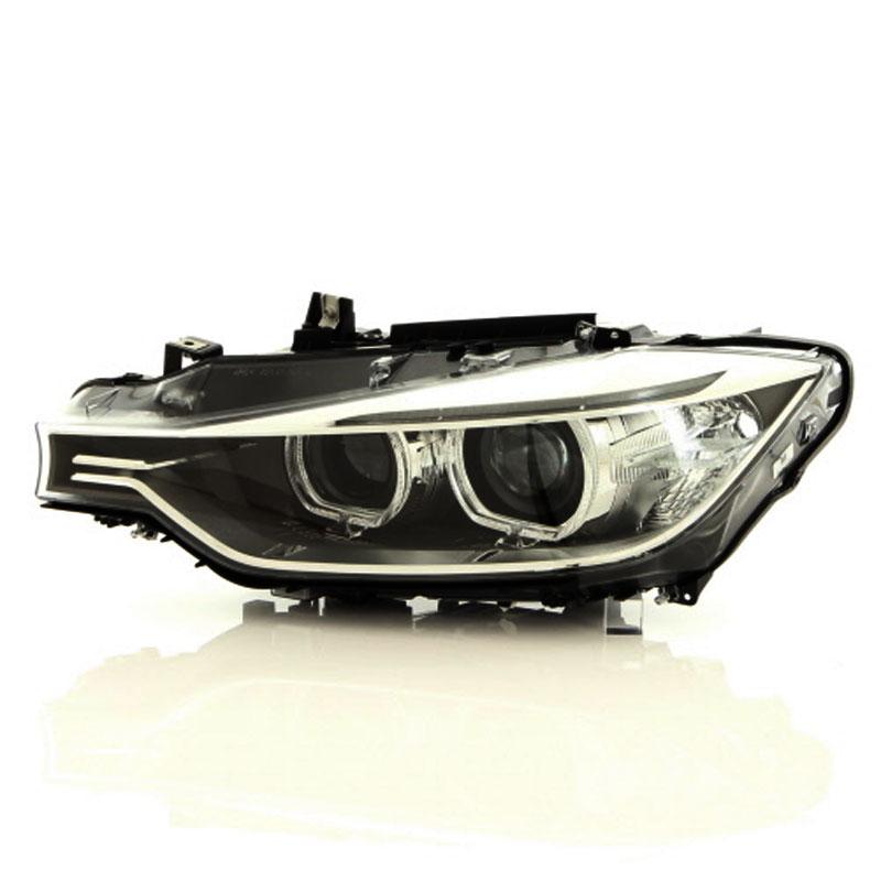 BMW-F30-F31-Bi-Xenon-Koplamp-bocht-verlichting-Links