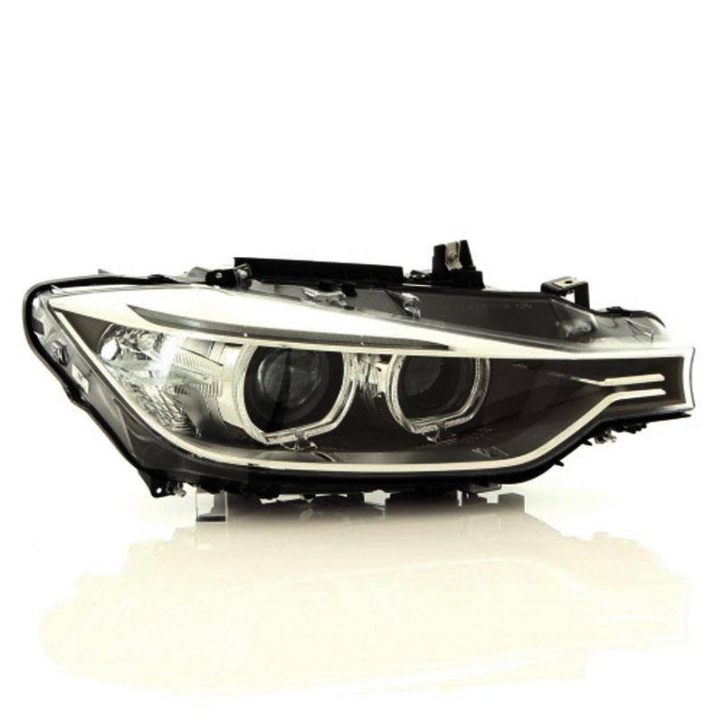 BMW-F30-F31-Bi-Xenon-Koplamp-bocht-verlichting-rechts