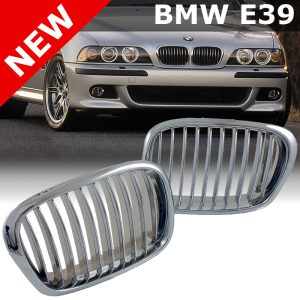 Grille BMW E39 Chrome