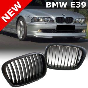 Grille BMW E39 Mat Zwart