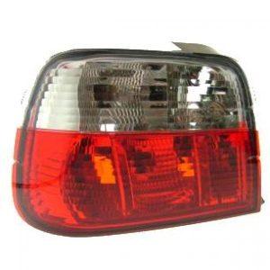Achterlichten BMW E36 Compact 94-00 Helder Wit/Rood