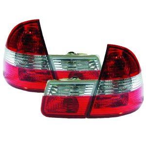 Achterlichten-BMW-E46-Touring-99-05-Wit-Rood