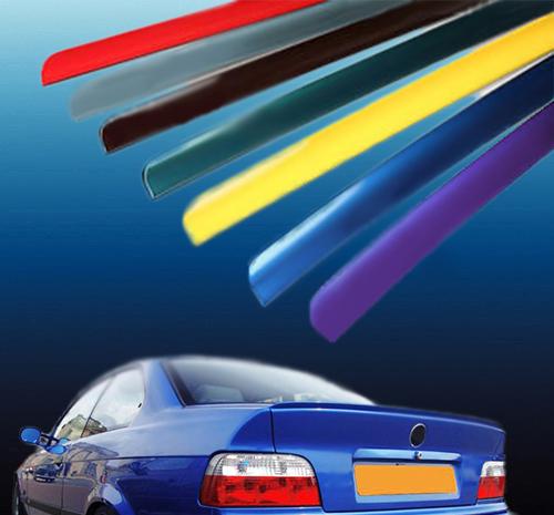 BMW E36 spoiler in kleur