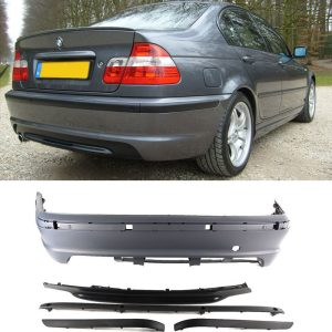 BMW E46 MTECH Achterbumper