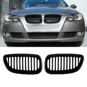 BMW-E92-E93-Grille-mat-Zwart