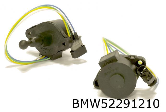 BMW koplampstelmotor