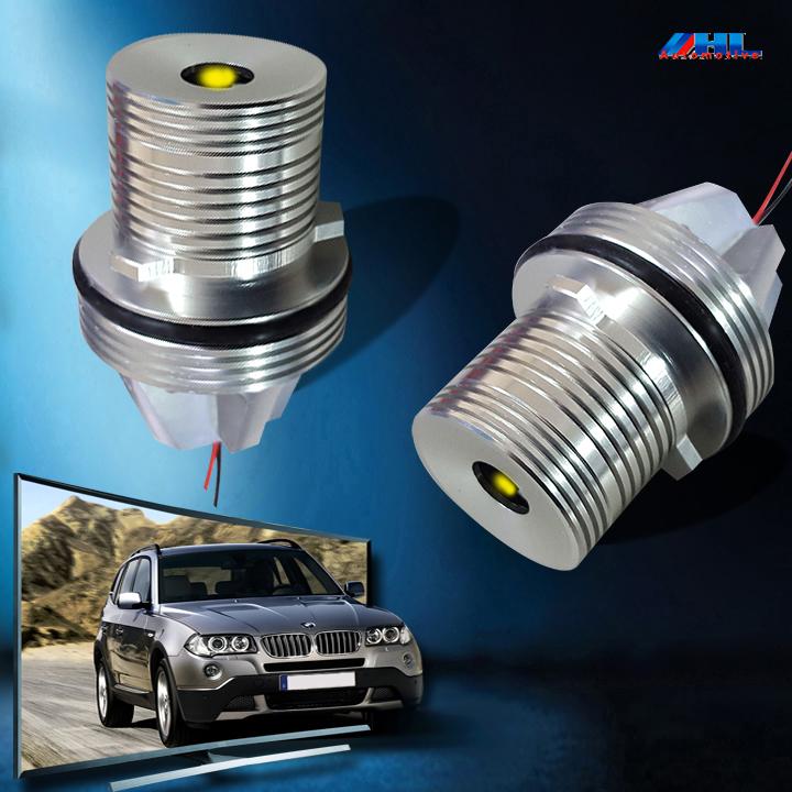 Led Angel Eyes Marker 40 Watt Bmw X3 E83 Hl Automotive