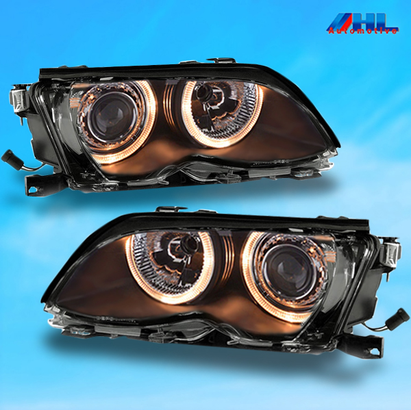 Angel Eyes Koplampen Bmw E46 Sedan Touring 9 01 3 05 Hl