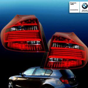 Blackline LED Achterlichten BMW E87 E81 vanaf 03/07 HIGH