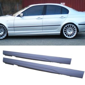 M-Tech Sideskirts BMW E46 Sedan/Touring 98-05