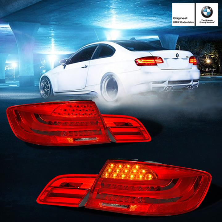 Bmw X6 Prijs: LED Achterlichten BMW E92 Coupe LCI Retrofit (Origineel