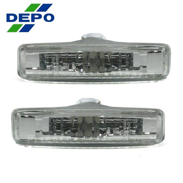 Zijknipperlichten-BMW-E39-Sedan-WIT