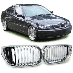 bmw-e46-sedan-facelift-grille-chroom