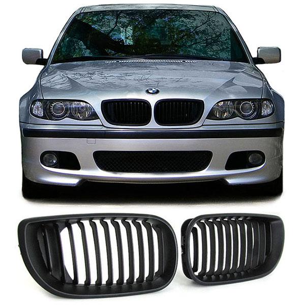bmw-e46-sedan-facelift-grille-zwart