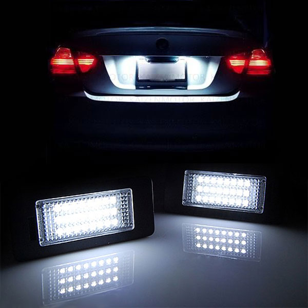 LED Kentekenverlichting Unit BMW E60/E61 - HL Automotive