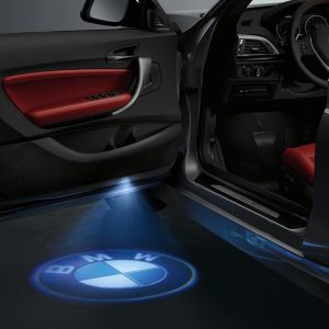 BMW-LED-deurprojectoren