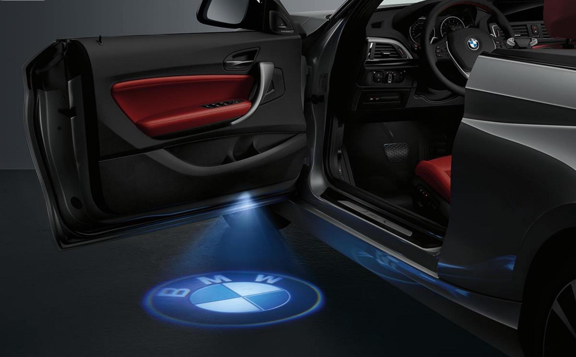 BMW-LED-deurprojectoren