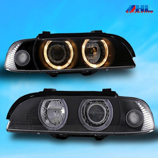 Angel Eyes Koplampen Bmw E39 95 00 Hl Automotive