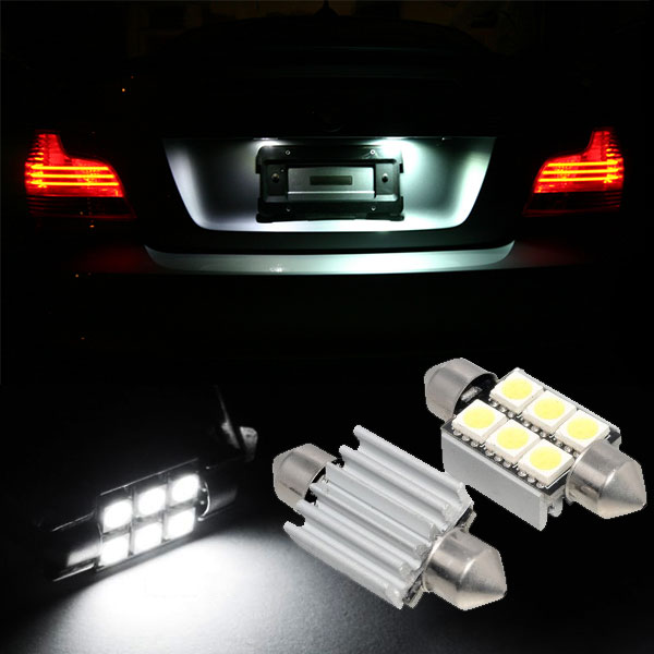 SMD LED Kentekenverlichting BMW E46 - HL Automotive