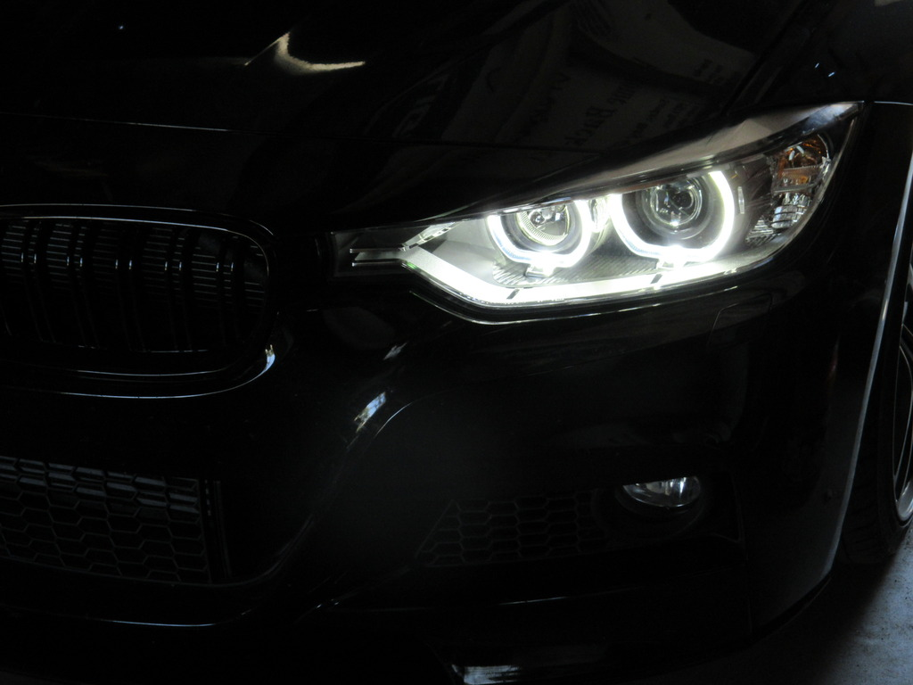 Led Angel Eyes Koplampen H7 Bmw F30 F31 Hl Automotive