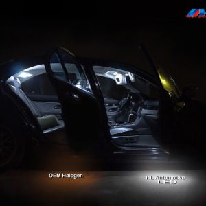 BMW LED Interieurverlichting