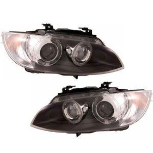 BMW-E92-E93-Angel-Eyes-Xenon-Koplampen-met-actieve-bochtverlichting