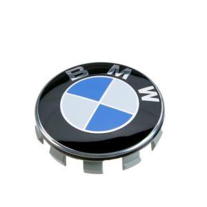 36136783536-BMW NAAFDOP MET CHROOMRAND
