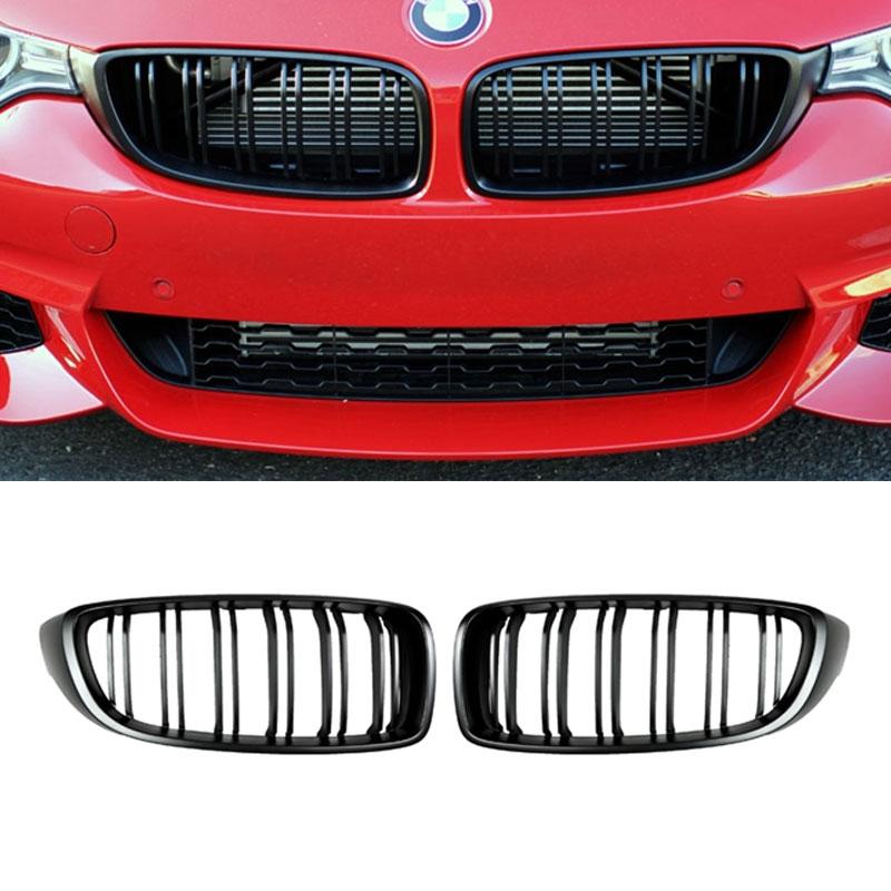 M4-Grille-Mat-Zwart-BMW-F32-F33-F36