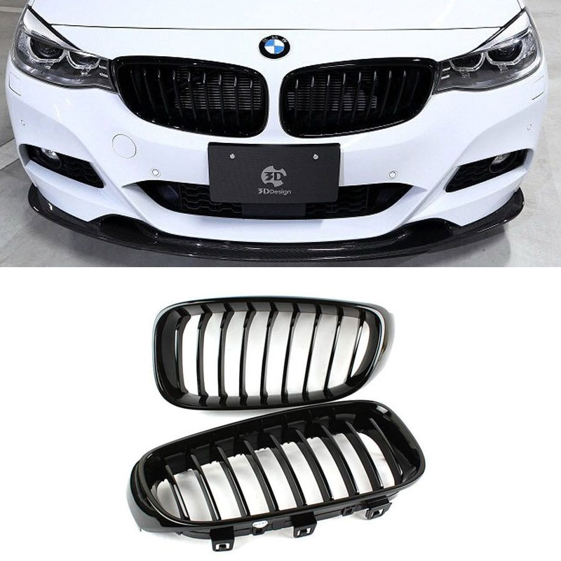 m performance grille bmw f34 3 gt hl automotive. Black Bedroom Furniture Sets. Home Design Ideas
